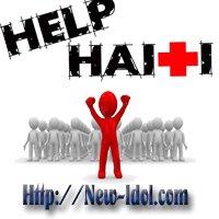 New-Idol.com sponsor officiel de tous en scène pour Haïti